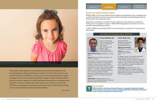 APFED annual report