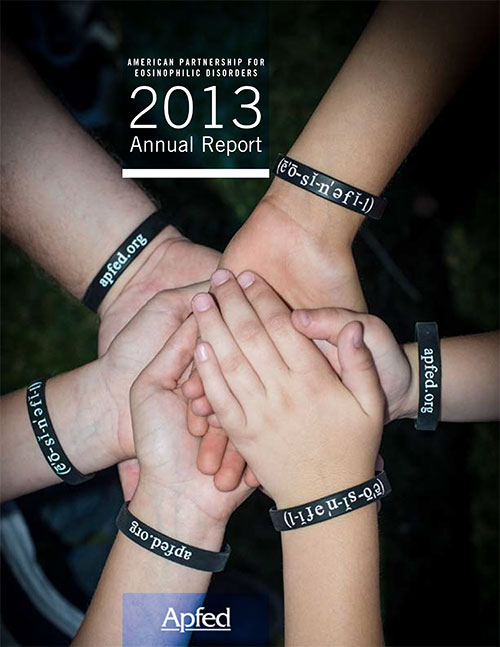 APFED annual report