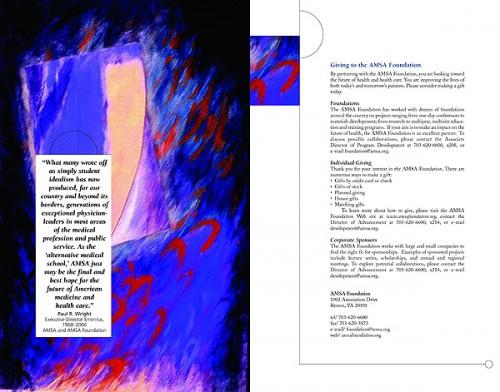AMSA Foundation Development Booklet