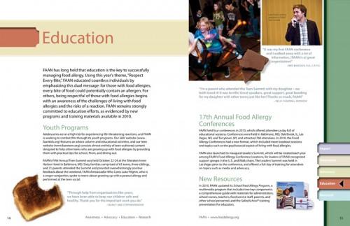 FAAN Annual Report
