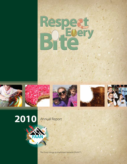 FAAN Annual Report cover