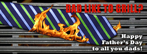 ManGrate Father's Day Facebook cover