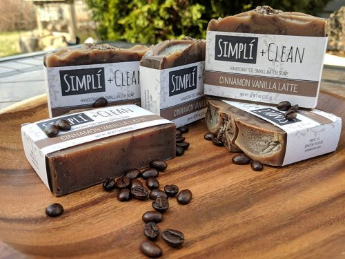 Coffee Soaps